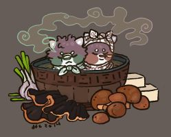 Teekyo Entry Two : Broth Bath by Ink-Jam