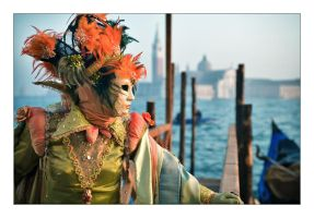 Venetian masks 5 by flemmens