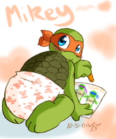 TMNT 2012: Innocence by AD-SD-ChibiGirl