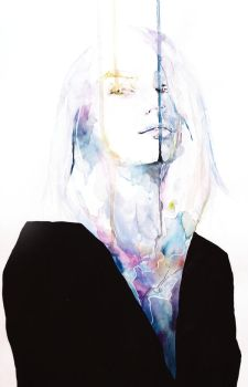 Collide - Agnes Cecile Inspired by TheSixBPencil