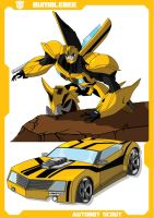 TFP: Bumblebee by Gambits-Wild-Card