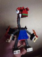 Fake LEGO Inferno by Flainfan