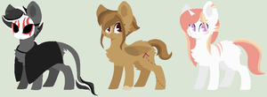 More Themed OTA Pony Adopts .:CLOSED:. by cheshiref0x