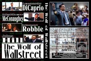 The Wolf of Wallstreet DVD Cover by DavidNickel