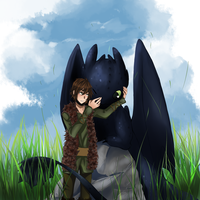 HTTYD collab by Ritzueli