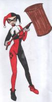 Poll: Harley Quinn by geneticallymodified