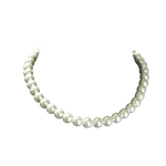 pearl necklace png by Adagem