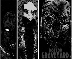 doctor graveyard poster 3 by connelly