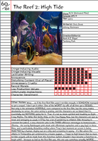 The Reef 2 High Tide Notepage by Duckyworth