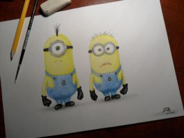 Minions by Dxtrn