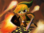 Link Wind Waker by Prulap