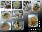 Pasta Week at culinary school by Fufuria