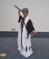 AX 10: Captain Hitsugaya by theEmperorofShadows