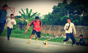 futsal by andriNASUTION
