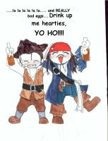 Aye, they be drunk... by Youkai-Soul