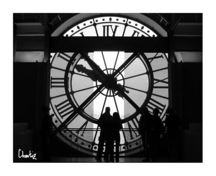 What Time Is It? by Choutiz