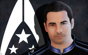The Face of Alliance, Kaidan by Revenia