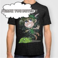 Sold Peter Pan T-shirt by Eman-Thabet