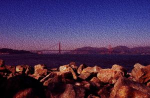 Golden Gate Bridge 04 by abelamario