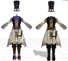MMD - Reaver outfit Download by sonictheunknown