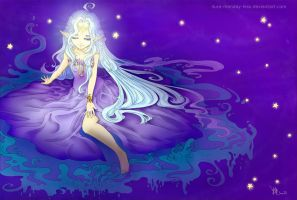 born in the universe by ilura-menday-less