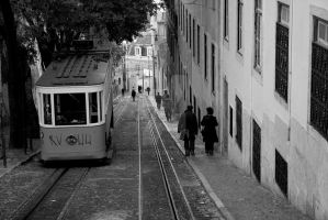 Old Lisbon by HugoCampos