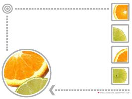 Cubed + Citrus by angelbabylove