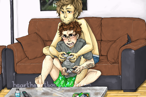 Video Game Boyfriends by reishi98
