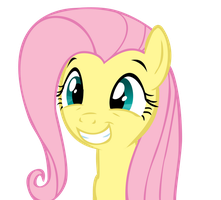 Fluttershy SQUEE by YourFaithfulStudent