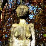 withered statue by Mittelfranke