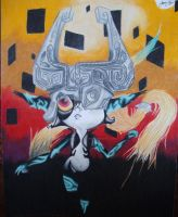 All Night Midna by Lauren-the-Lyon