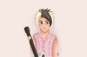 Michael Clifford-She Looks So Perfect by itsrisa