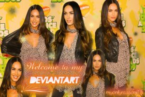 Megan Fox 001 by myonlyreason07