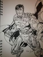 Superman by RedHobGoblin