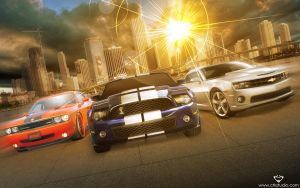 Muscle CARS 2 by BenFerreol