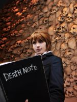 Death Note: You're mine.. by Rei-Suzuki