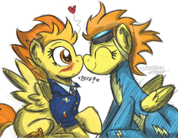 [Request] - Boop! by FlutterThrash