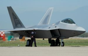 F-22A Demo Team by jdmimages
