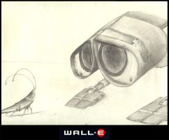 Wall-e by Ahalp