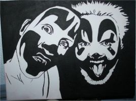 Insane Clown Posse by NeaSchletenram