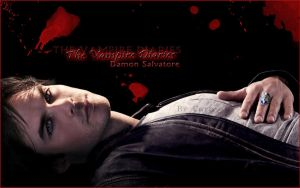 The V.D. Damon Salvatore by Caro43
