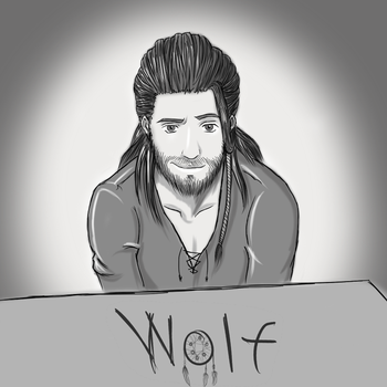 Wolf by reaper61