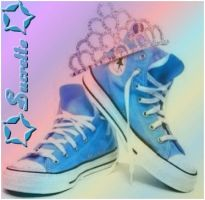 All Stars Converses by Sucrette