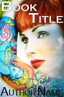 Premade Cover eBook Tattooed Beauty by dreams2media