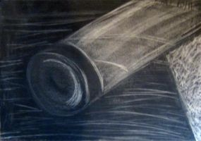 Charcoal Still Life 04 by guardian-of-moon