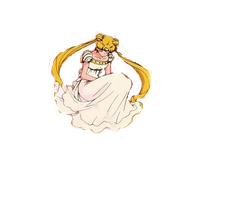 Princess Serenity Icon 2.0 by tm6675