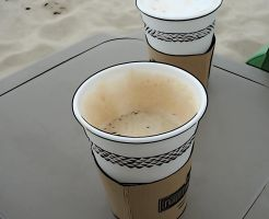 Coffee by the beach by Relent66