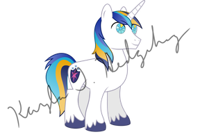 Crystal Empire Shining Armor by kaylathehedgehog