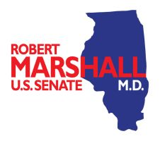 Robert Marshall Logo by cwylie0