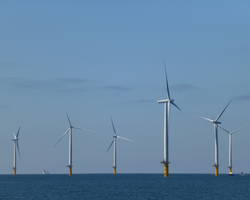 Redcar Wind Turbines by illusiveexistence